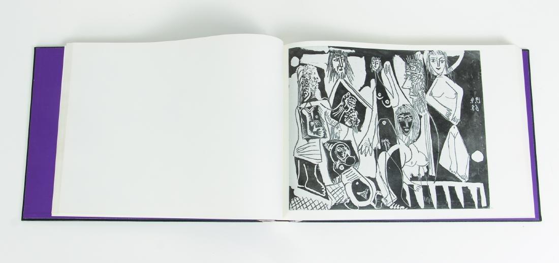Picasso 347 Etchings Catalogue Raisonne - 7