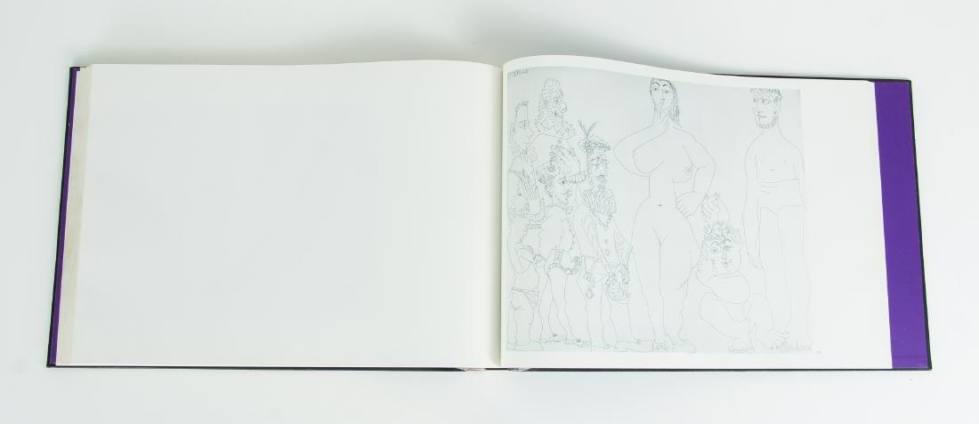 Picasso 347 Etchings Catalogue Raisonne - 8