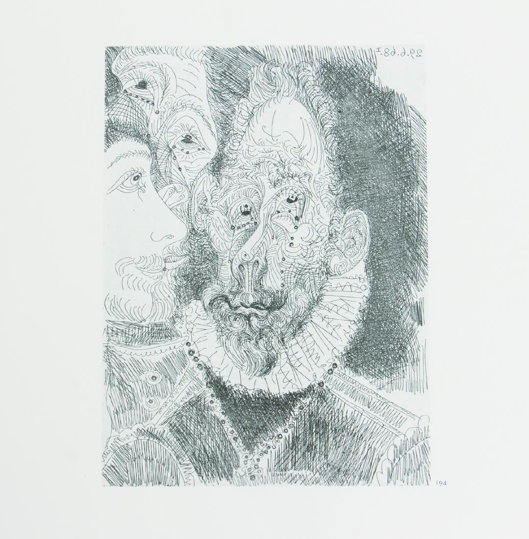 Picasso 347 Etchings Catalogue Raisonne - 9