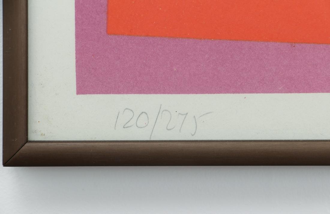 2 Michael Stokoe 1969 serigraphs Allusion & Squire - 10