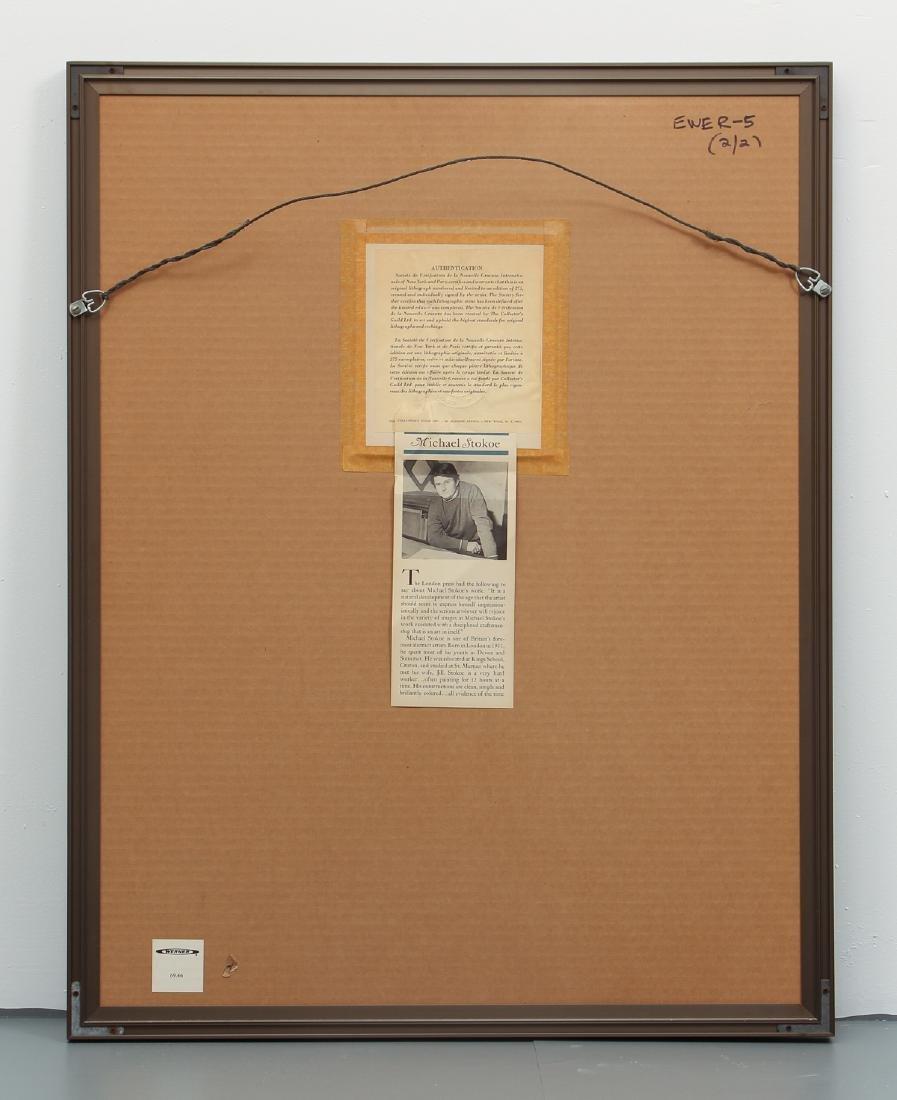 2 Michael Stokoe 1969 serigraphs Allusion & Squire - 6