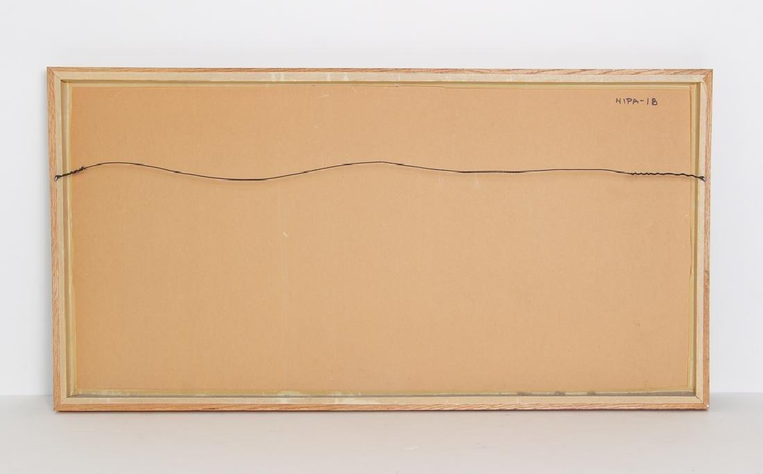 R. Freeman Worthley framed serigraph - 8