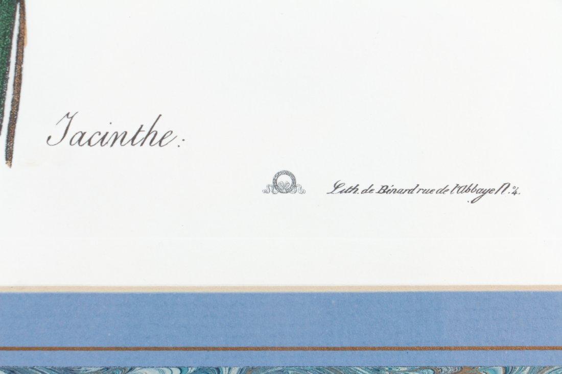 Pair Contemporary Lapis Inlaid Italian Frames - 4