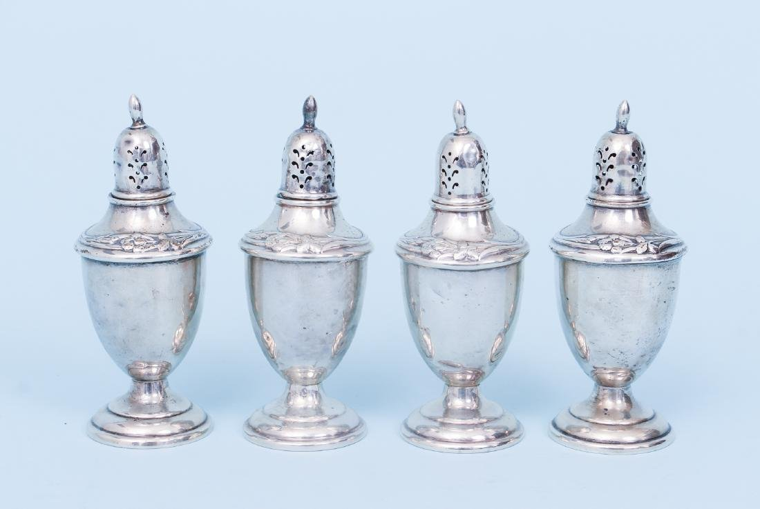 Group of Miscellaneous Sterling Items - 5