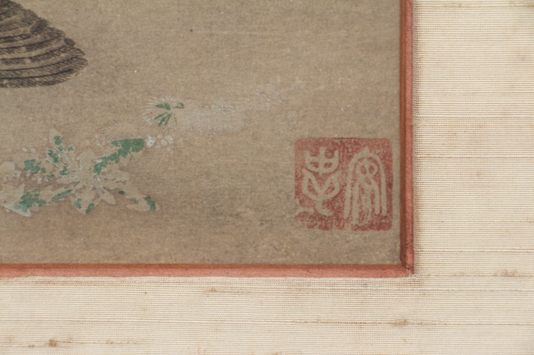 Three Antique Chinese Prints - 3