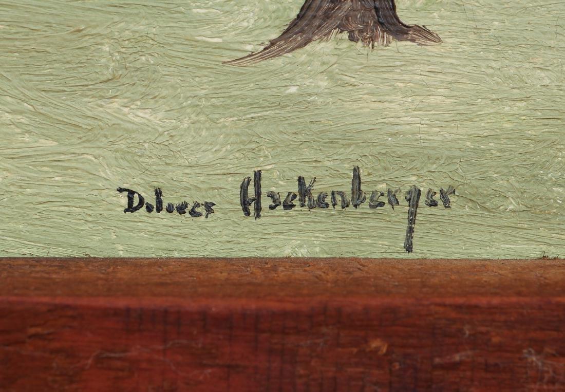 Dolores Hackenberger (Amish Grandma Moses) painting - 3