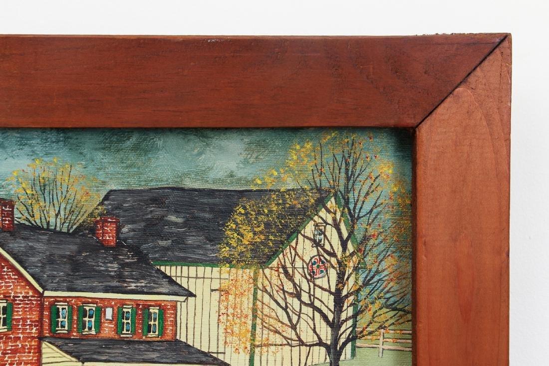 Dolores Hackenberger (Amish Grandma Moses) painting - 5