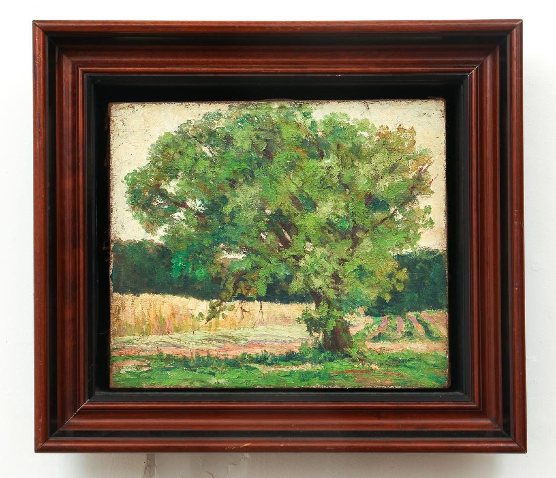 Harry Hickman Oil on Canvas Landscape - 2