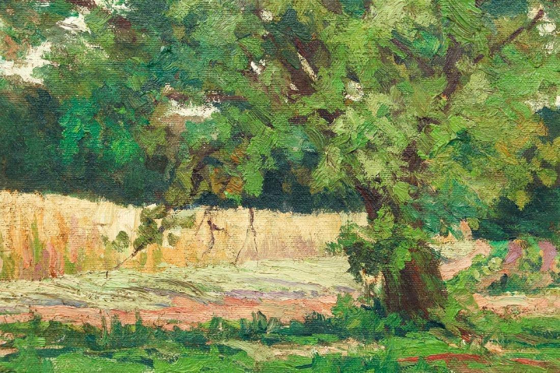 Harry Hickman Oil on Canvas Landscape - 3