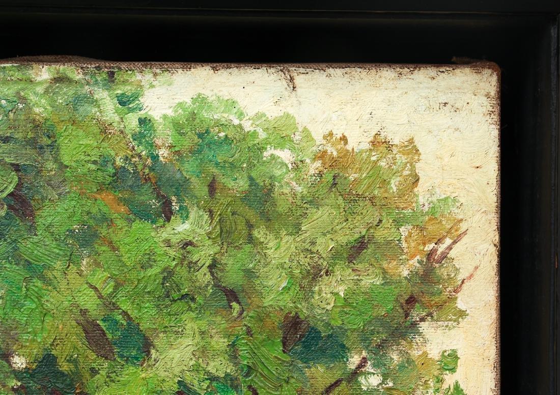 Harry Hickman Oil on Canvas Landscape - 4