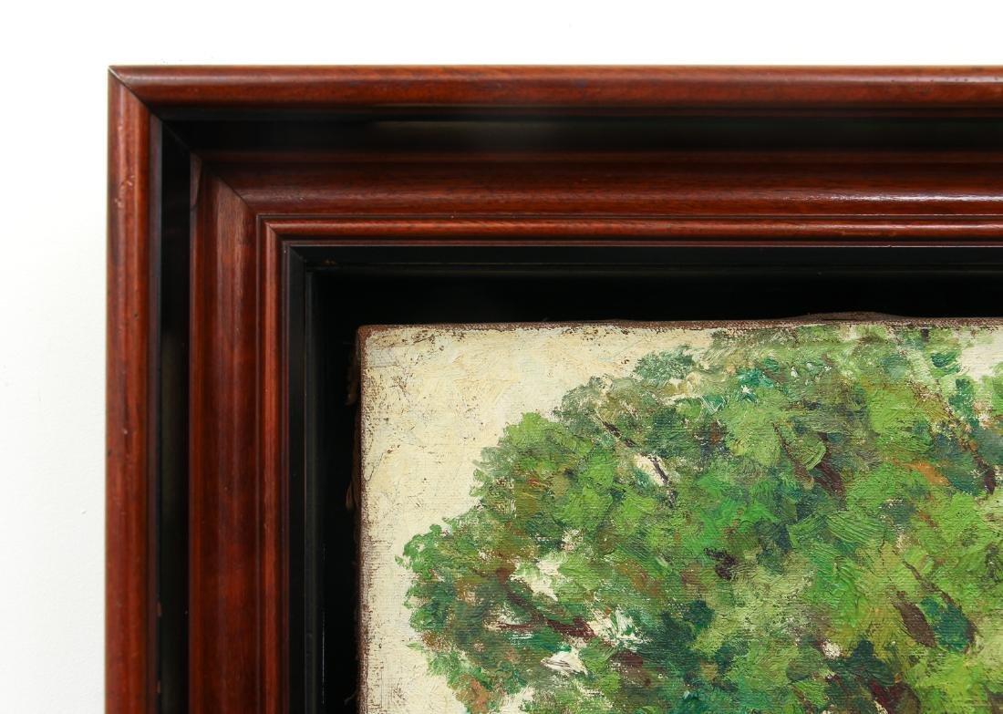 Harry Hickman Oil on Canvas Landscape - 5