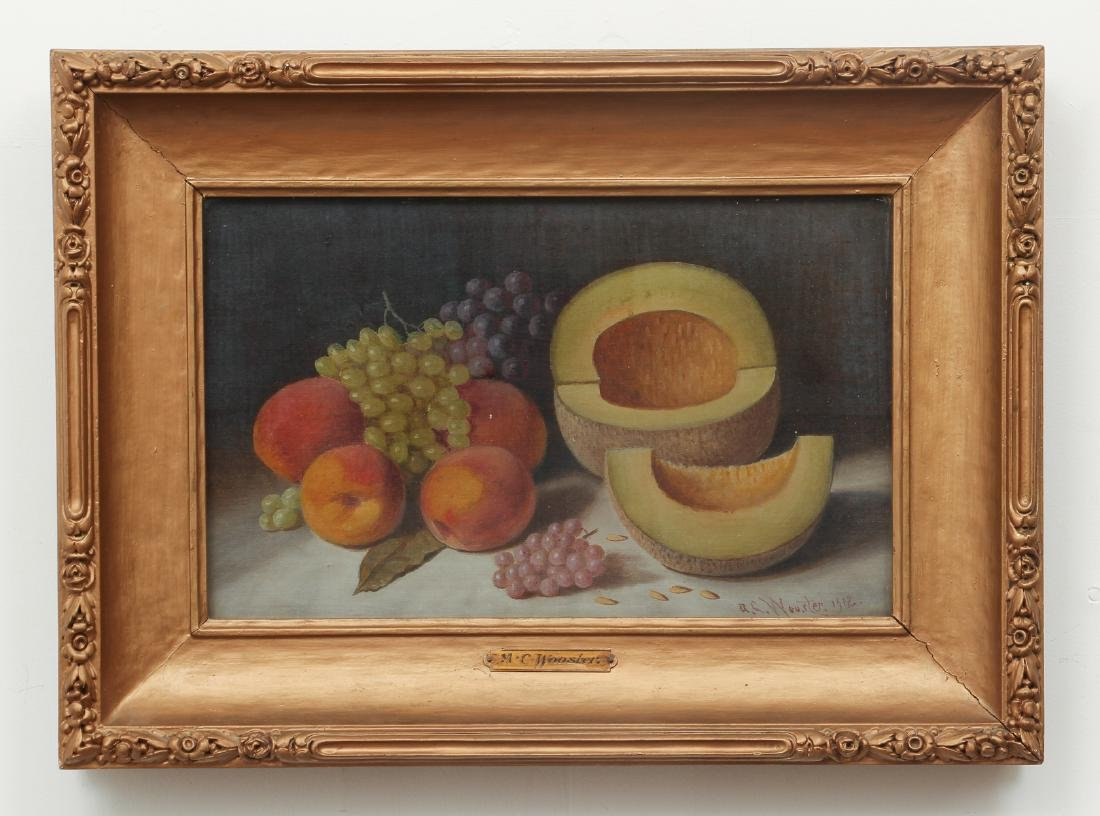 Austin C Wooster Still Life with Fruit - 2