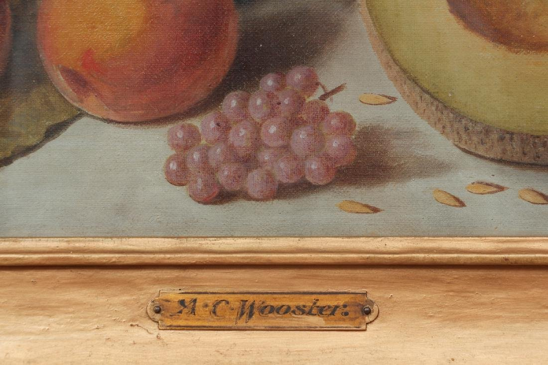 Austin C Wooster Still Life with Fruit - 4