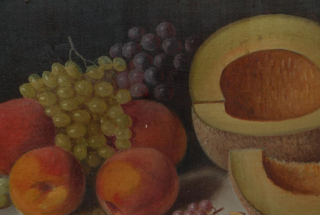Austin C Wooster Still Life with Fruit - 5