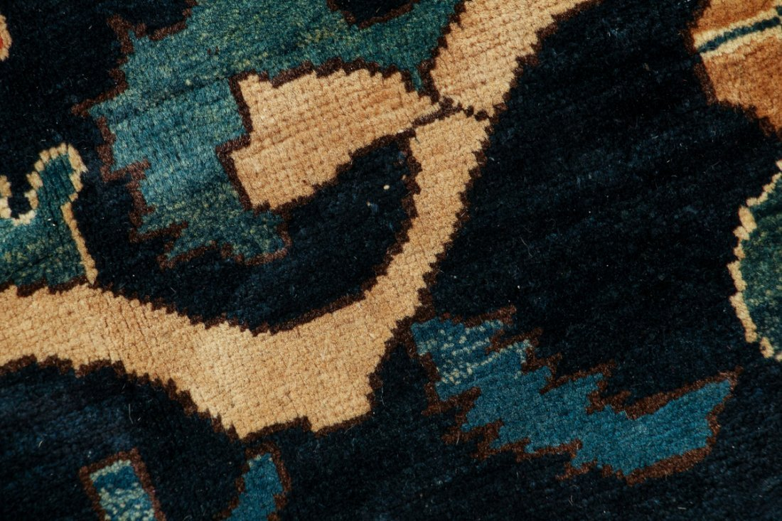 Palace Size Heriz Style Oriental Rug - 4