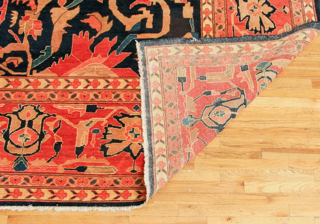 Palace Size Heriz Style Oriental Rug - 8