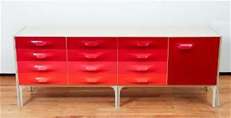 Raymond Loewy DF-2000 cabinet, by Doubinsky Freres