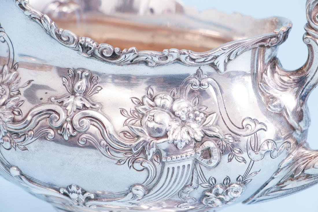 Reed and Barton Francis I Sterling Silver Sauce Boat - 10