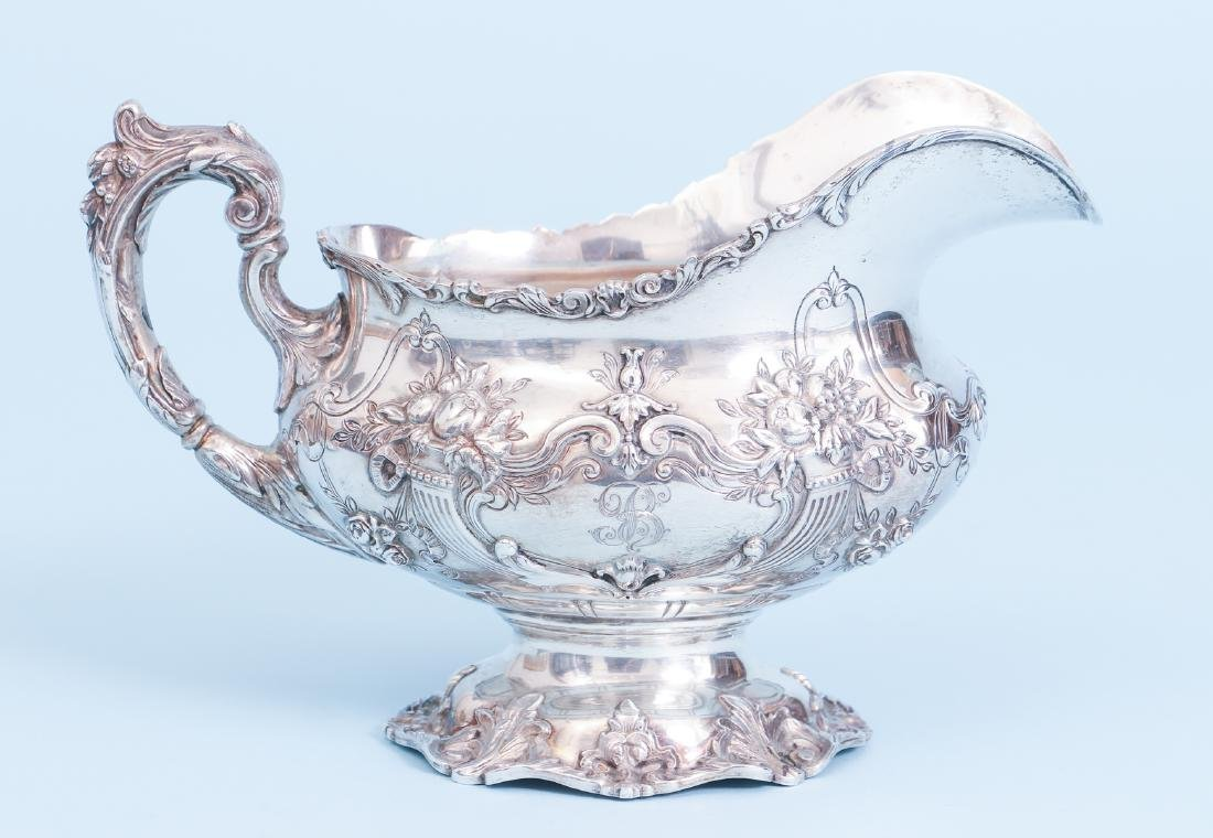 Reed and Barton Francis I Sterling Silver Sauce Boat - 2