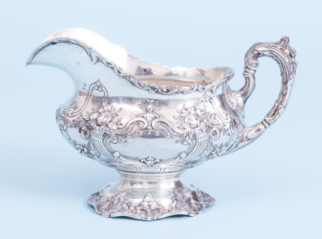 Reed and Barton Francis I Sterling Silver Sauce Boat - 8