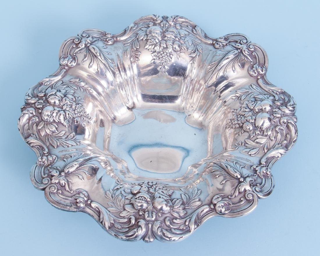Reed and Barton Francis I Sterling Silver Oval Serving - 2