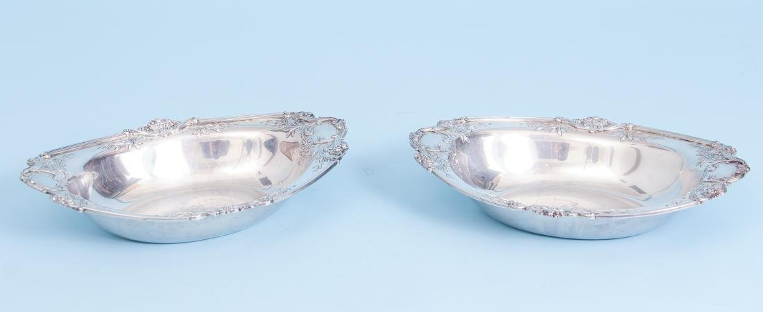 Pair of Reed and Barton Francis I Sterling Silver