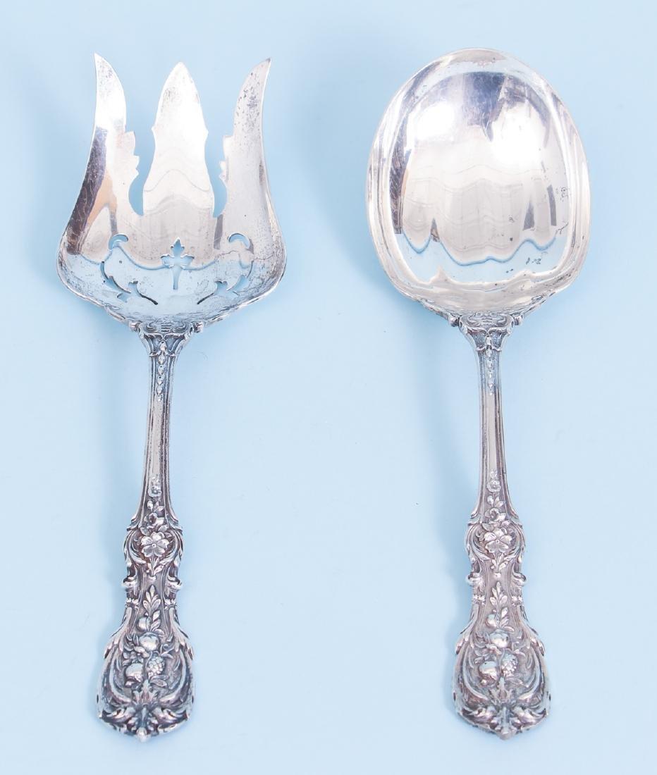 Reed and Barton Francis I Sterling Silver Salad Set