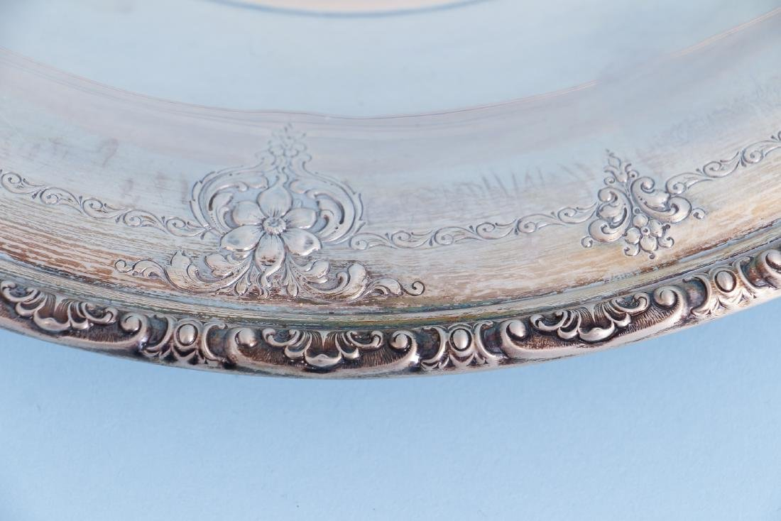 Towle Old Master Sterling Silver Serving Tray - 3