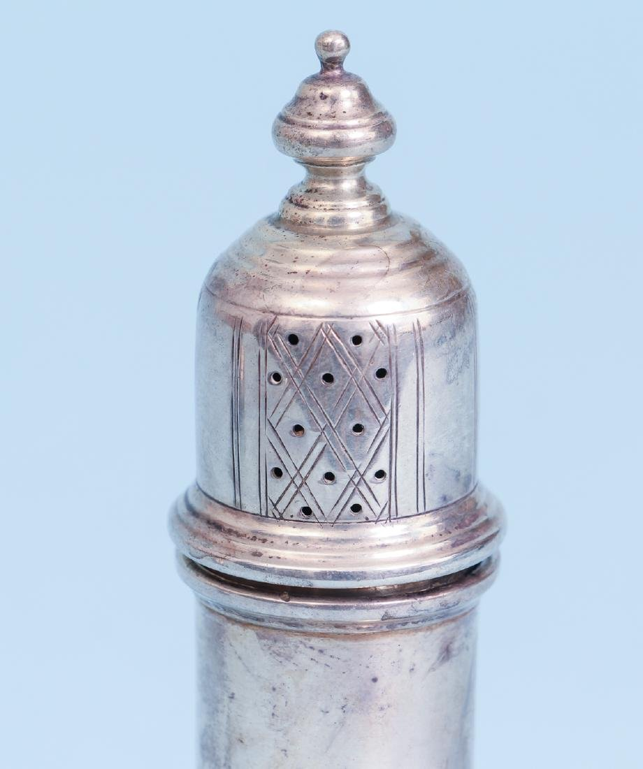Becht and Hartl Sterling Silver Shakers - 4