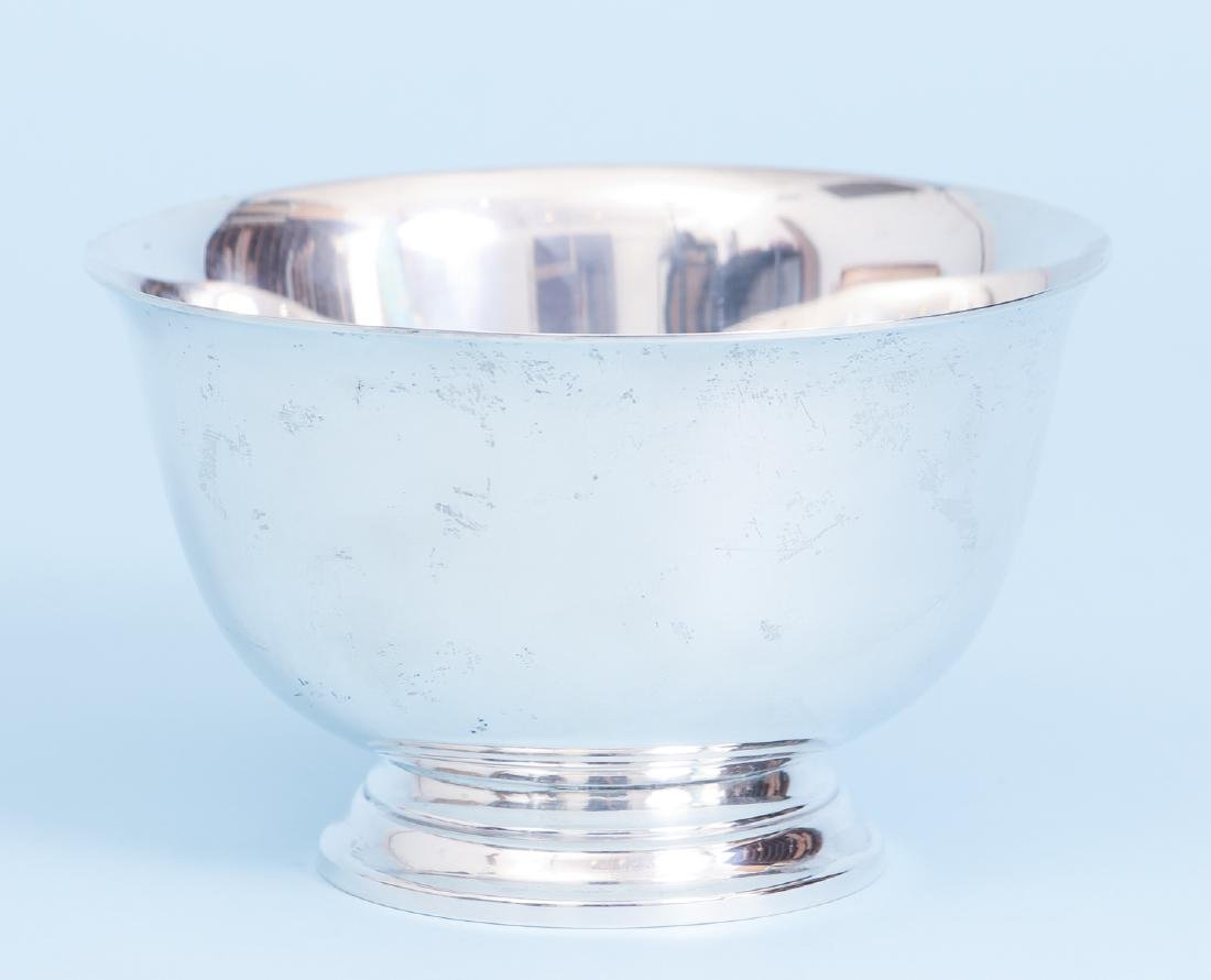 Tiffany and Company Sterling Silver Paul Revere Bowl