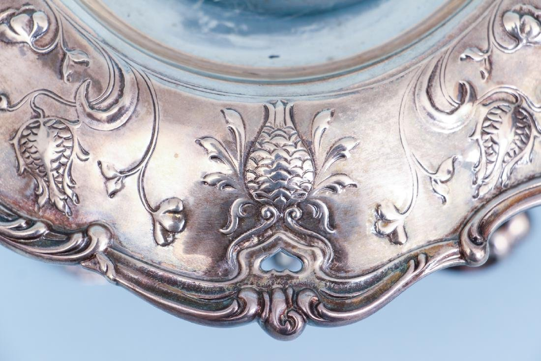 Pair of Gorham Sterling Silver Compotes - 6