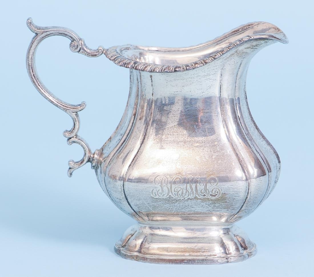 Gorham English Gadroon Sterling Silver Tea and Coffee - 7