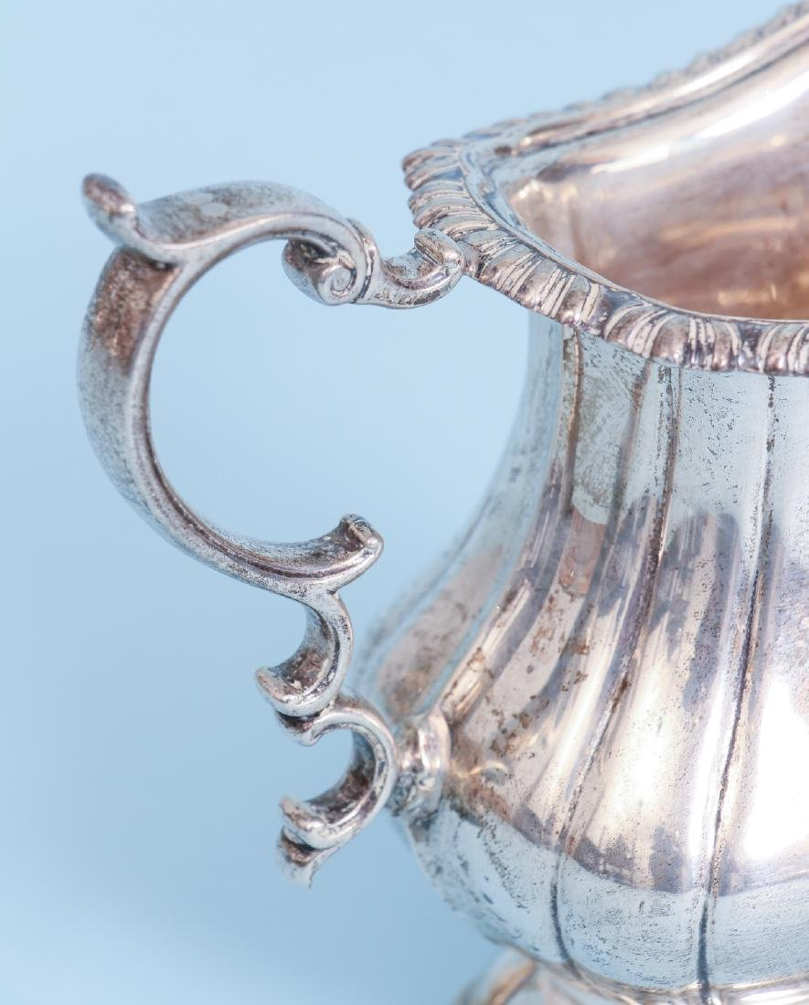 Gorham English Gadroon Sterling Silver Tea and Coffee - 8