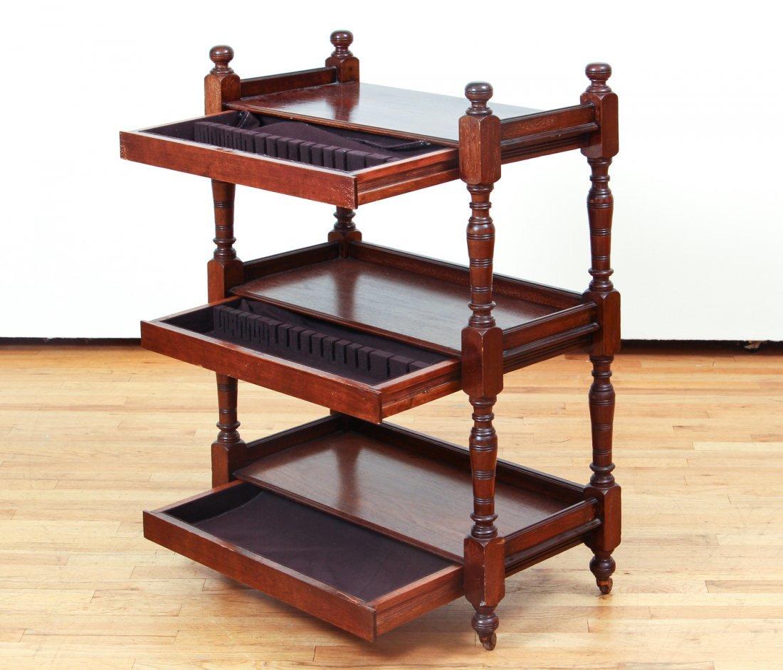 Three Drawer Stand Possibly Scottish or Irish