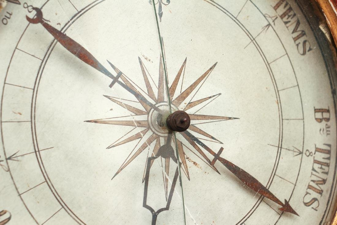 Antique French Barometer - 4
