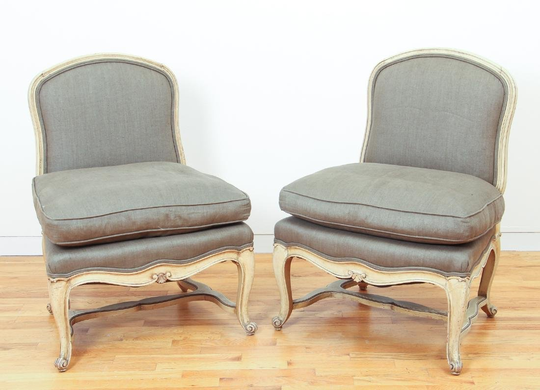 French Style Upholstery Chairs