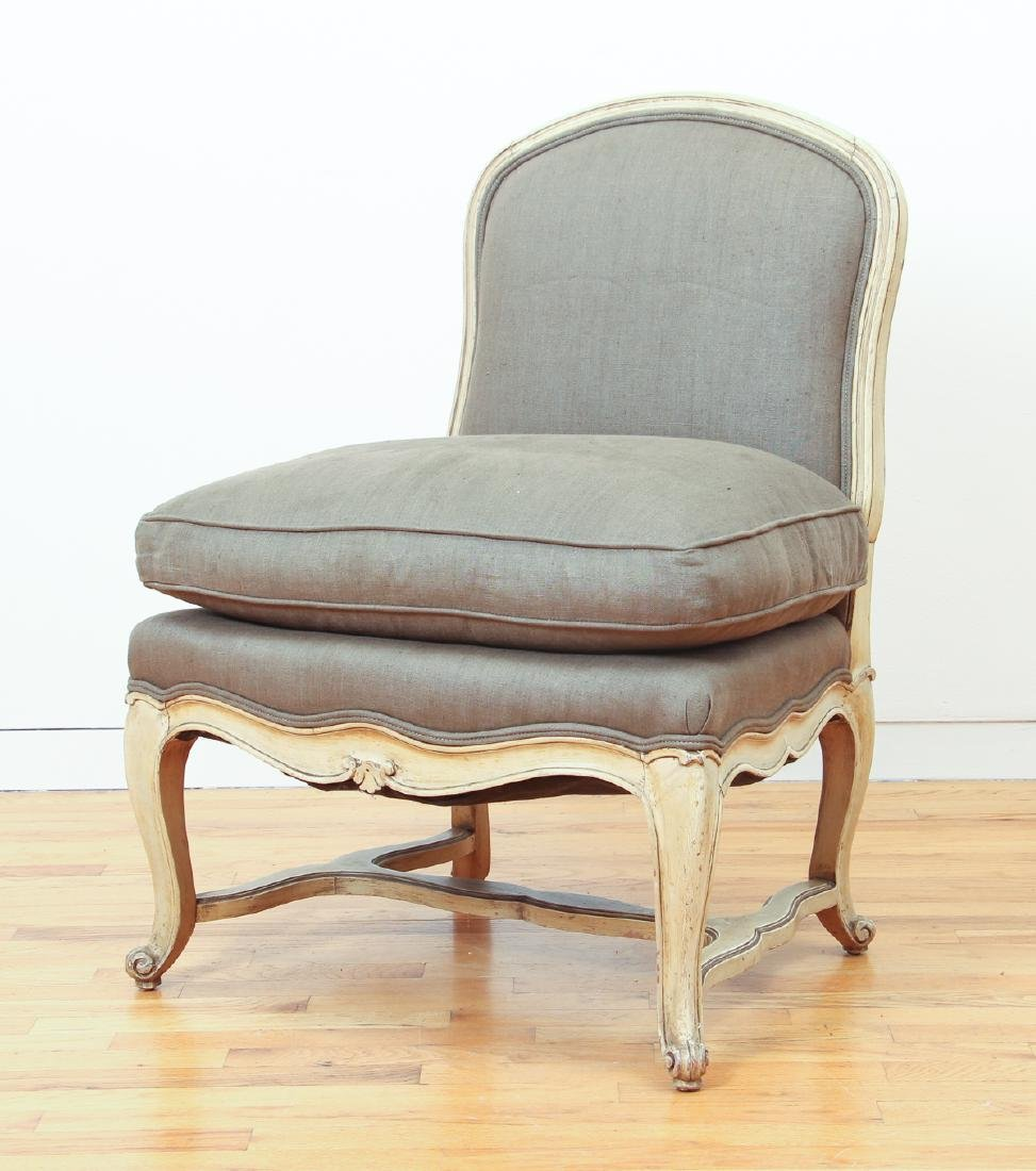 French Style Upholstery Chairs - 3