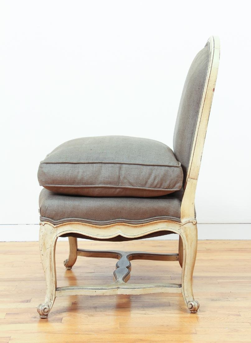 French Style Upholstery Chairs - 4