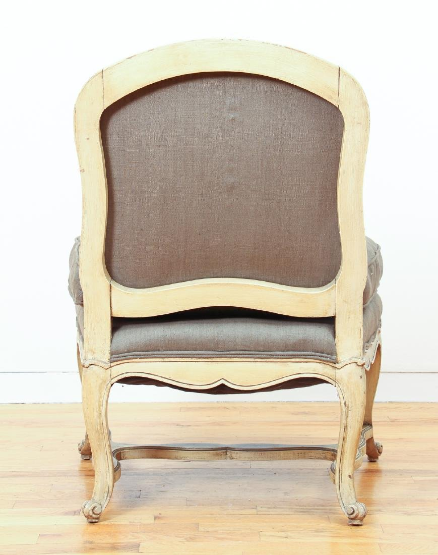 French Style Upholstery Chairs - 5