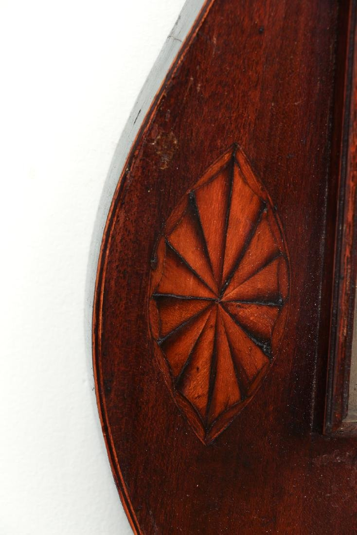 Sheridan inlaid Barometer by Bulgoroni - 6