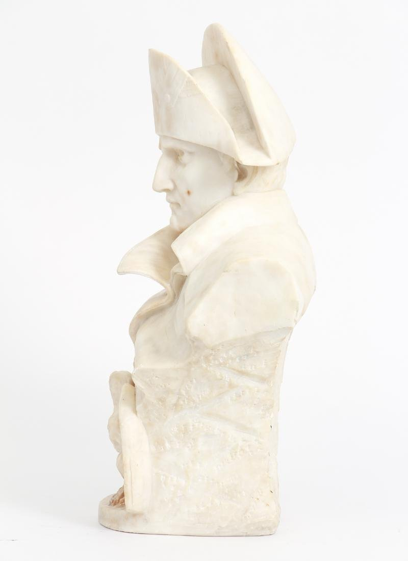 Antique Marble Bust of Napoleon - 2
