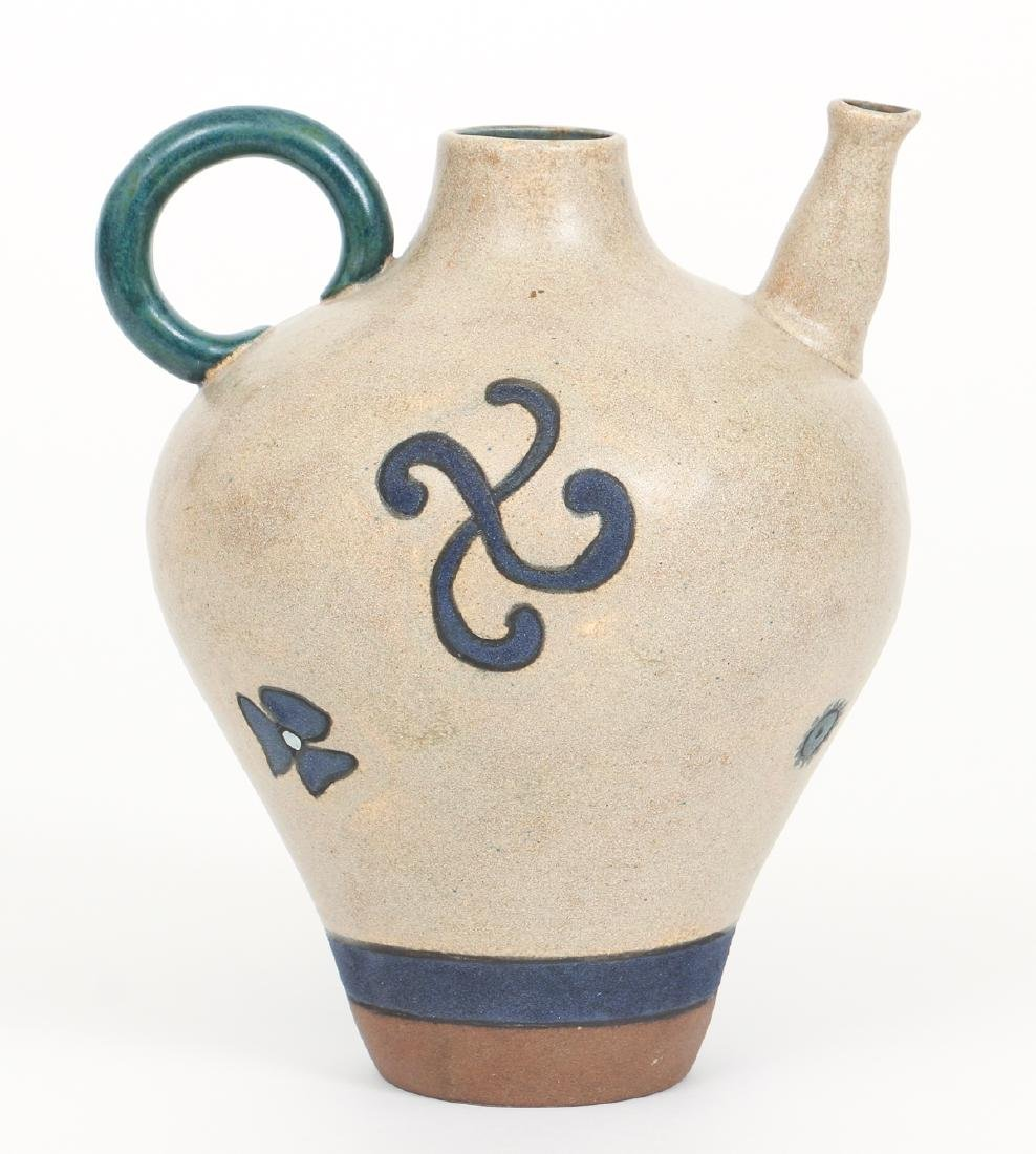 Two Amphora Pottery Pieces - 4