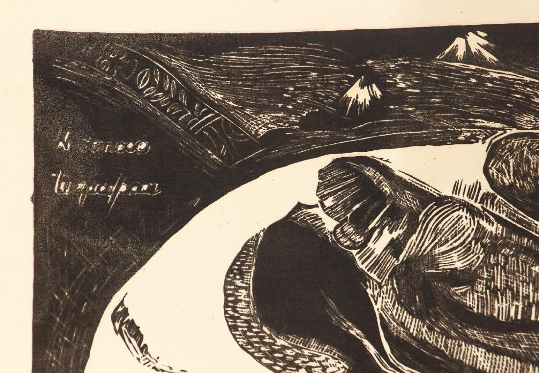 3 Paul Gauguin collotypes from the book Noa Noa - 7