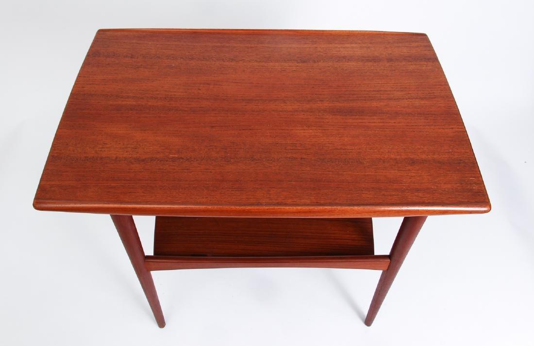 Danish Modern Side Table - 2