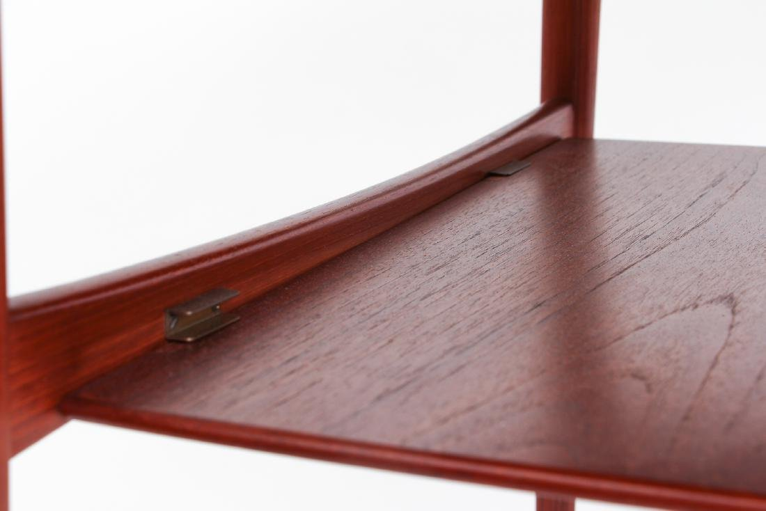 Danish Modern Side Table - 6