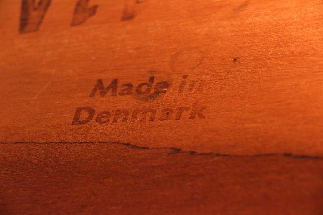 Danish Modern Side Table - 7