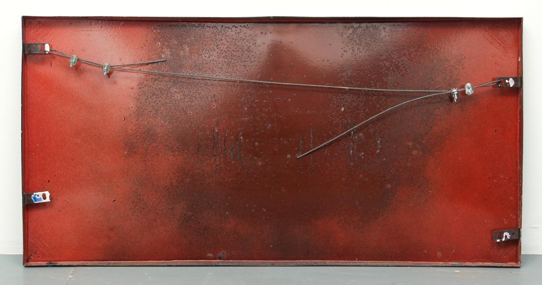 Virgil Cantini Enamel Abstraction - 10