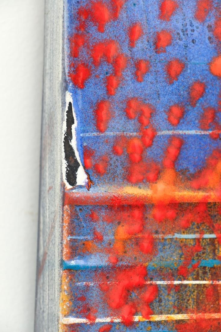 Virgil Cantini Enamel Abstraction - 5
