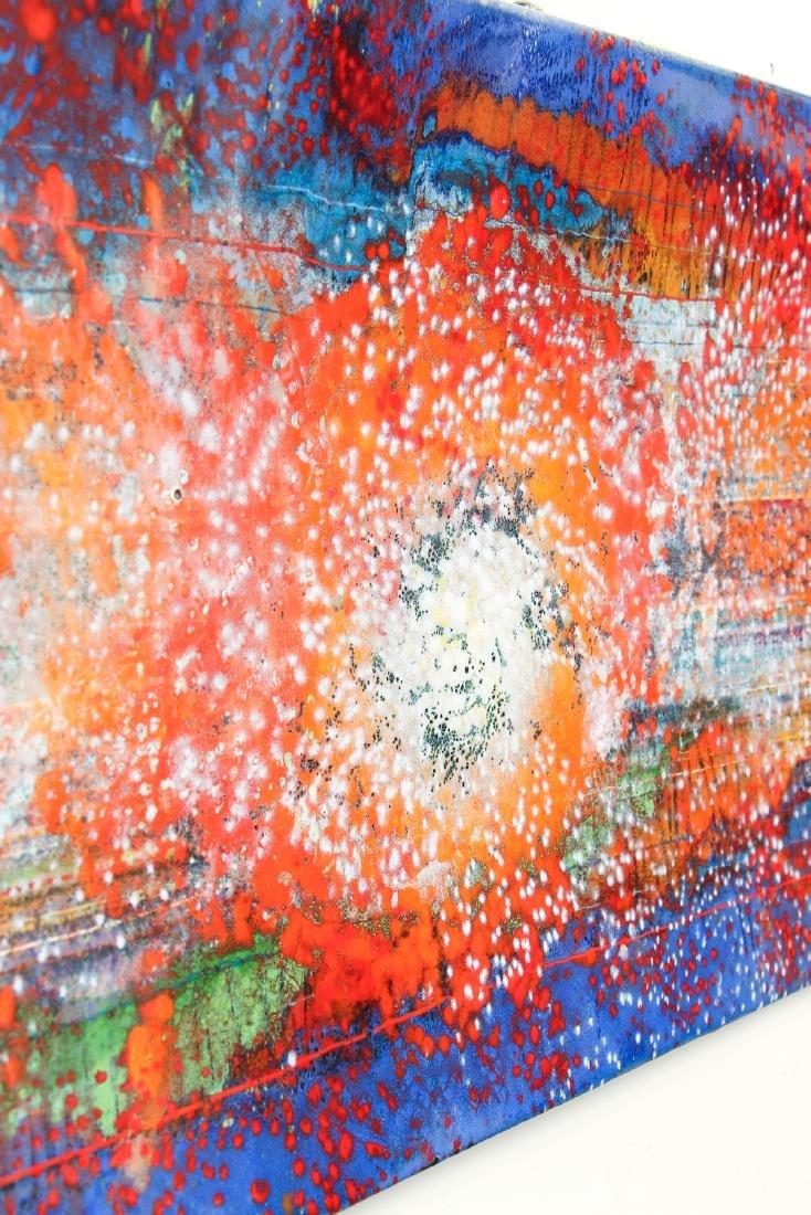 Virgil Cantini Enamel Abstraction - 6