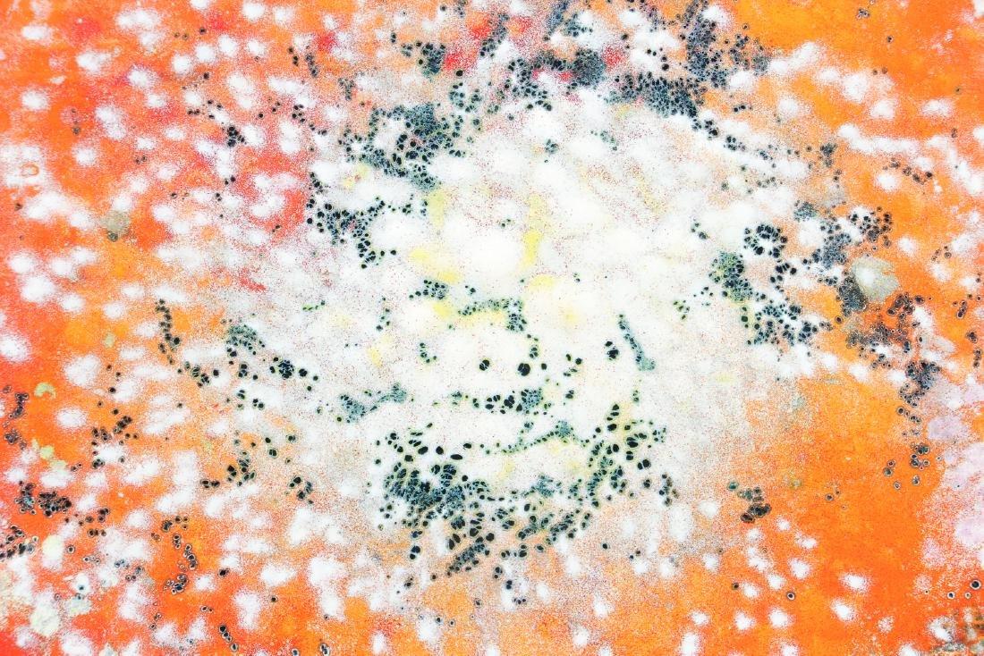 Virgil Cantini Enamel Abstraction - 7